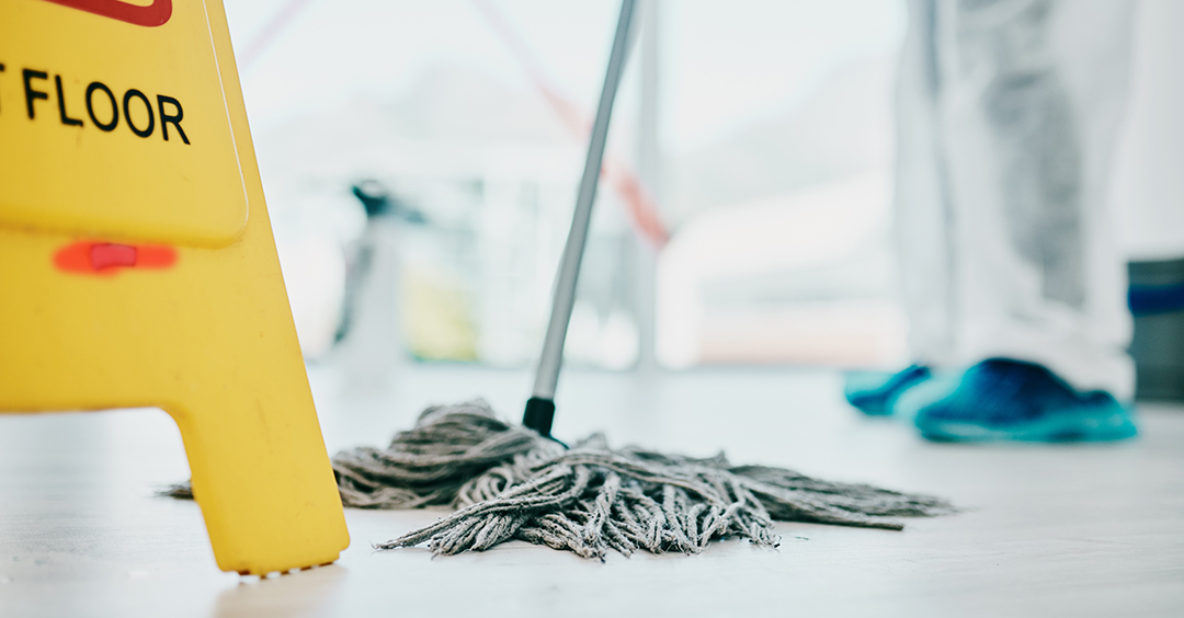 Photo illustrating Cleaning companies