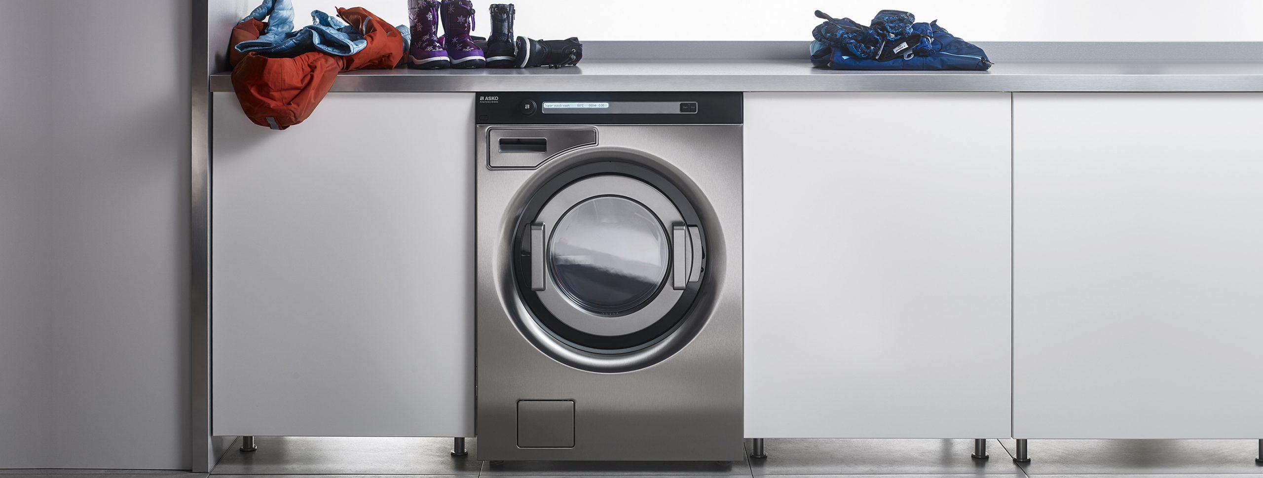 Photo of washing machine